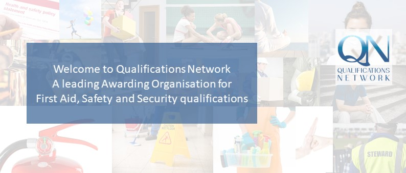 Qualifications Network is one on the UK's leading First aid awarding bodies. We offer regulated qualifications in Workplace first aid, outdoor first aid, and basic life support.