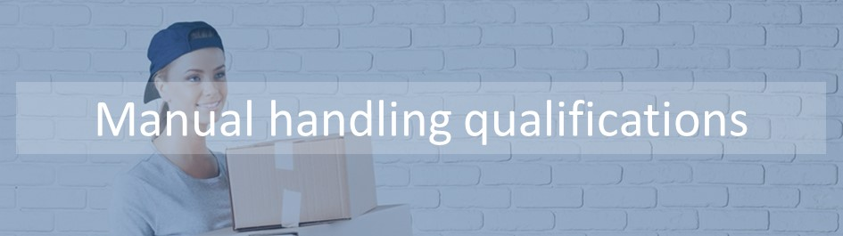 We have a rnage of manual handling qualifications. Ideal for those that just need a principles of manual handling or for those that need principles and practice of manual handling Based on the HSE manual handling regulations