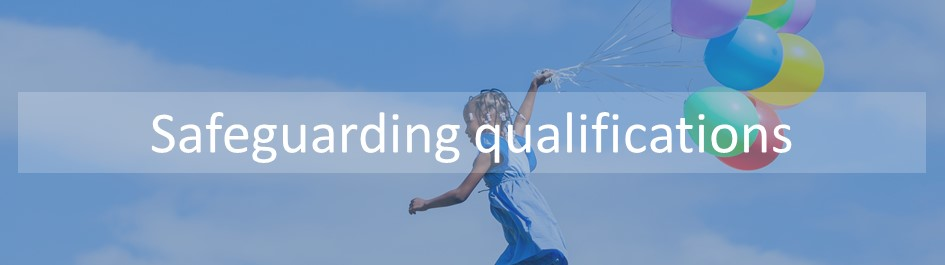 We offer to safegaurding qualifications these include safeguarding and protecting children and young people,  perfect for child protection training and safeguarding adults at risk, perfect for training in safeguaridng vulnerable adults or SOVA.