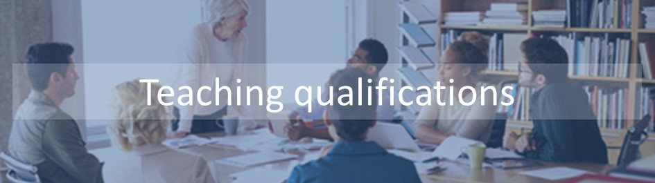The Level 3 Award in Education and TRaining is the ideal  introduction to teaching adults. Delivered as a train the trainer qualification the AET is recognised across the UK