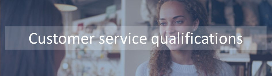 Our customer service qualificaitons is a perfect introduction to the principles of customer service and exceeding expectations