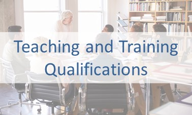 Teaching and Training Qualifications