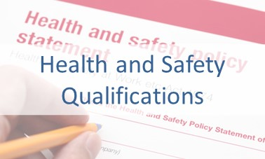 Health and Safety Qualifications